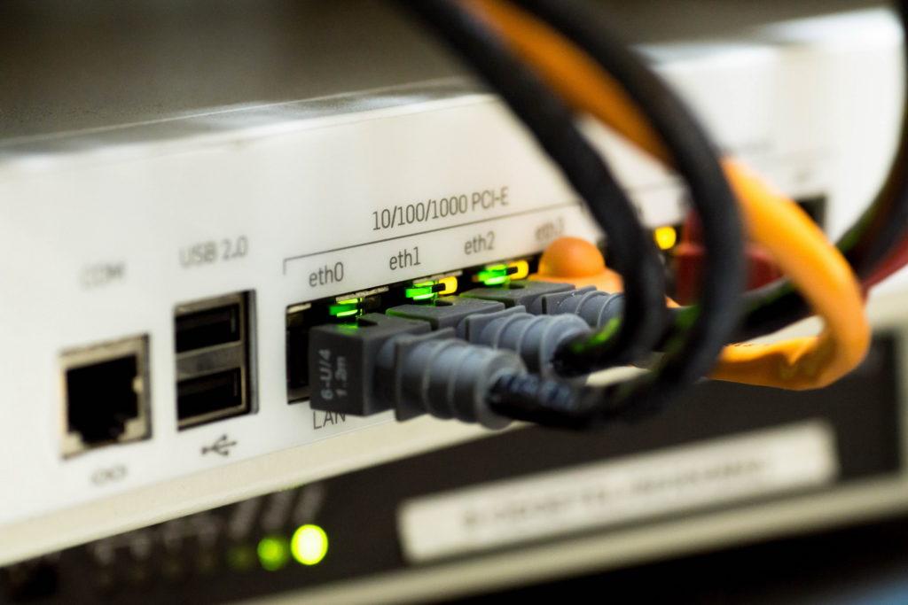 Hálózatépítés